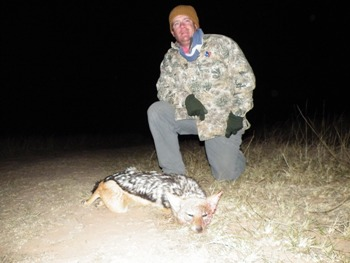 June 30, 2011 Jackal Hunt