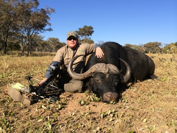 Cape Buffalo Hunting Crossbow
